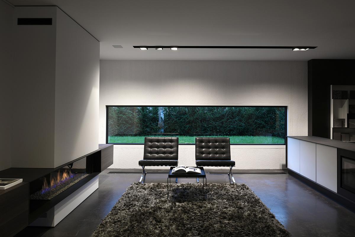 interieur toonzaal