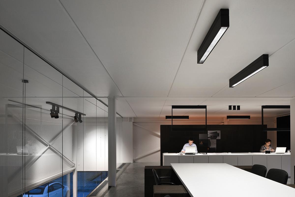 interieur vergaderruimte