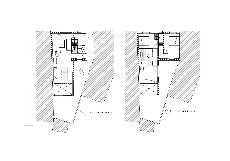 K1805-grondplannen
