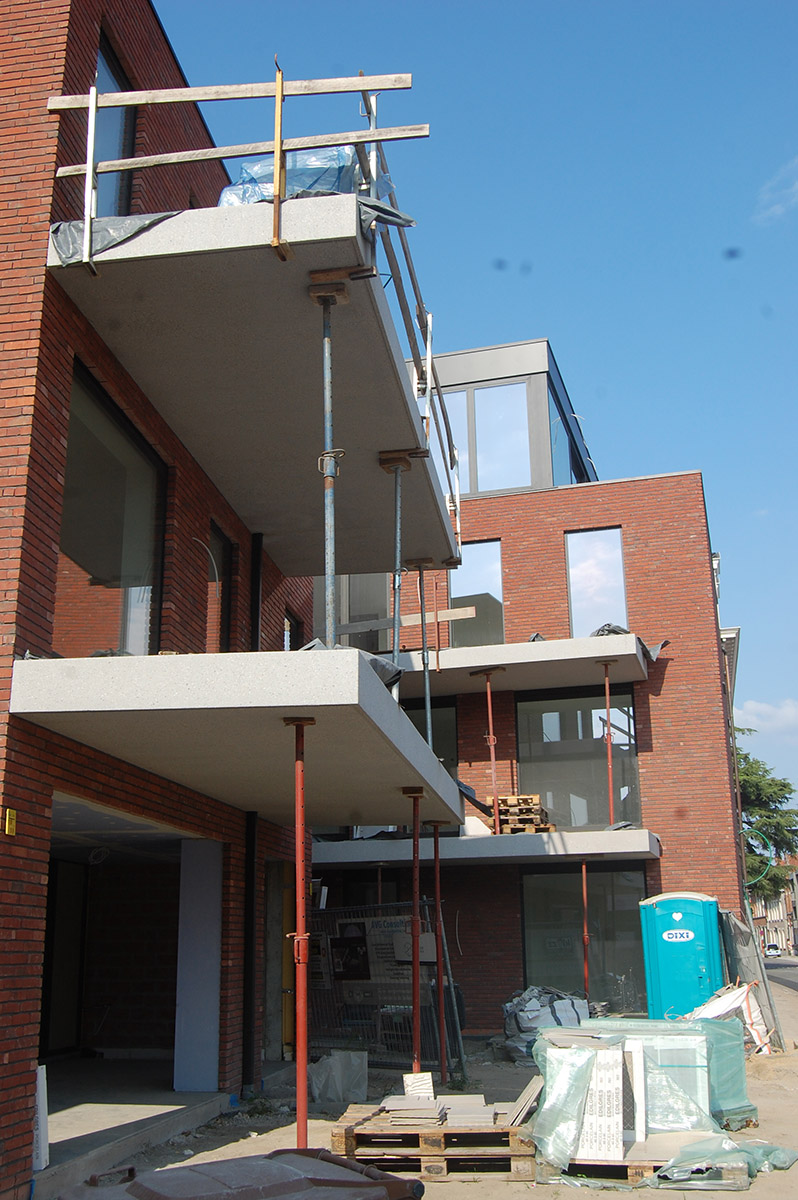 exterieur appartement