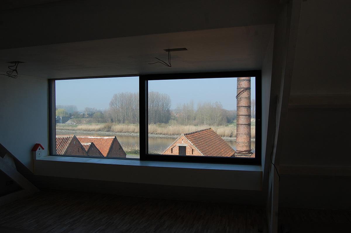 interieur uitzicht